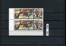 BM2197, Libyen, 1982, Xx, 2 X Zusammendruck 1045, 1046 - Libya