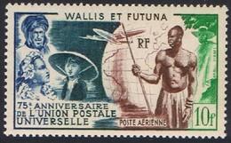 Wallis & Futuna UPU 1949 Yvertnr PA LP 11 (*)  MLH Cote 10 Euro - UPU (Universal Postal Union)