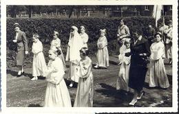 MORTIER - BLEGNY - Procession En 1955 -   (267) - Blegny