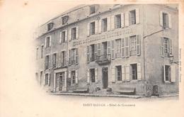 """¤¤  -   SAINT-SAULGE    -   Hôtel Du Commerce """" TOUCHE VIER """"   -  ¤¤ - Francia"""