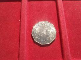 MALTA 50 CENT 1972 - Malta