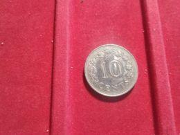 MALTA 10 CENT 1972 - Malta