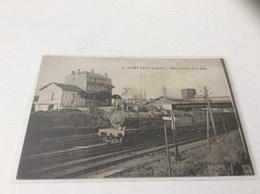 40 - SAINT PAUL LES DAX Hôtel Et Pont De La Gare - Other Municipalities