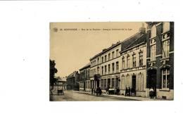 22. Mouscron Rue De La Station- Banque Centrale De La Lys. ( Petite Banque D'avant Guerre). - Banques