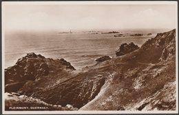 Pleinmont, Guernsey, 1950 - RP Postcard - Guernsey