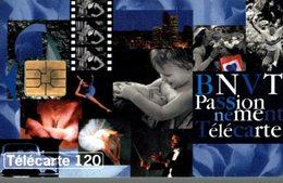 TELECARTE 120 UNITES  BNVT  PASSIONNEMENT TELECARTE - Frankreich