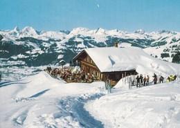 CP Suisse BE Berne Gstaad Berghaus Wasserngrat - BE Berne