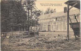 SAILLY FLIBEAUCOURT: LA FERME DE MR BOUTEILLER - Other Municipalities