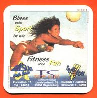 Sous Bock - Coaster Fitness Fun Sun Et Fun Top Sun - Sotto-boccale
