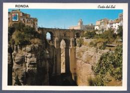 Ronda - El Puente Nuevo - Costa Del Sol - Málaga