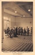 """¤¤   -  VARADES   -   Préventorium """" A. Ricordeau """"   -  Salle De Récréation  -  Bonne-Soeur   -   ¤¤ - Varades"""