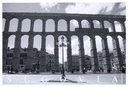 1 AK Spanien * Römischer Aquädukt In Segovia - Erbaut Im 1./2. Jh. - Seit 1985 UNESCO Weltkulturerbe * - Segovia