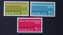 Norway - 1963 - Mi:NO 500-2, Sn:NO 443-5, Yt:NO 462-4**MNH - Look Scan - Norwegen