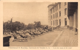 """¤¤   -  VARADES   -   Préventorium """" A. Ricordeau """"   -  Cure De Repos Et De Soleil  -  Bonne-Soeur   -   ¤¤ - Varades"""