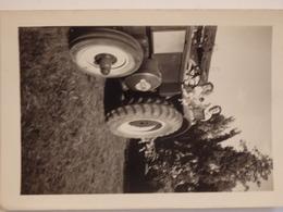 Photo D'un Tracteur Ancien. - Autres
