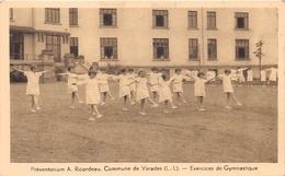 "¤¤   -  VARADES   -   Préventorium "" A. Ricordeau ""   -   Exercices De Gymnastique   -   ¤¤ - Varades"