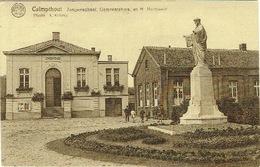 Calmpthout , Jongensschool - Kalmthout