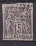 COLONIES GENERALES : N° 33 . OBL . TB .1877/79 . ( CATALOGUE YVERT ) . - Sage