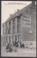 CPA 59 -  BRAY-DUNES, ( Ghyvelde )  Hôtel De France Et Au Boeuf De Flandre - Altri Comuni