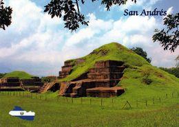 1 AK El Salvador * Mayaruinen Von San Andrés * - Salvador