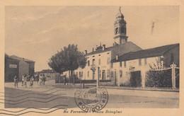 Emilia Romagna - Ferrara - Ro Ferrarese - Piazza Breviglieri - Bella Animata - F. Piccolo - Autres Villes