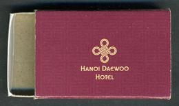 "Boite D'allumettes - Hôtel ""Daewoo"" Hanoi (VIET NAM) - Boites D'allumettes"