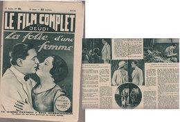 Magazine Cinéma  Le Film Complet - Autres Collections