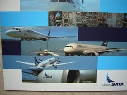 Avion / Airplane / SATA / Airbus A310 - A320 - ATP - D228 / Airline Issue - 1946-....: Modern Era