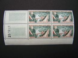 FRANCE NEUF ** SANS CHARNIERE N°1315 DINAN COIN DATE 17.8.62 - 1960-1969