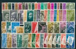 España 1955-1956. AÑO COMPLETO - Edifil º1143/1205 - Años Completos