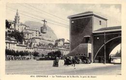 38-GRENOBLE-N°084-E/0387 - France