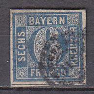 PGL CW345 - BAVIERE Yv N°11 ALT DEUTSCHLAND BAYERN Mi N°10 - Bavière