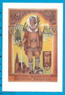 Holycard    St. Libertus   Nekkerspoel - Images Religieuses