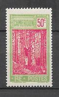 Types De 1925 - 27. N°119 Chez YT. (Voir Commentaires) - Cameroun (1915-1959)