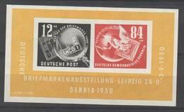 DDR , Block 7 Postfrisch ( 150.-) - DDR
