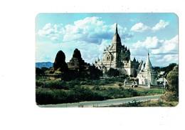 CPM - Le Gawdawpalin Temple Bouddhique De Bagan, Au Myanmar - - Myanmar (Birma)