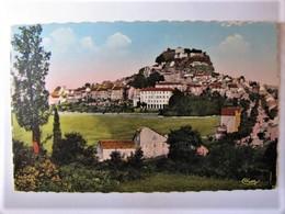FRANCE - AVEYRON - SEVERAC-LE-CHÂTEAU - Vue Générale - Francia