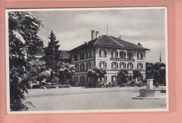 OLD POSTCARD - SWITZERLAND - SCHWEIZ -  SUISSE -     MUNCHENBUCHSEE - HOTEL BAEREN - BE Berne