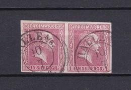 Preussen - 1858  - Michel Nr. 10  - W.Paar - Gest. - Prussia