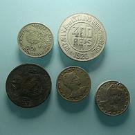 Brazil 5 Coins - Coins & Banknotes