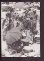PHOTO AFRIQUE 15 X 12.5 CM FEMMES AU MARCHE - Africa