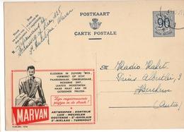 Publibel - 1036 - FIRMA MARVAN - SAINTE-KATELIJNE WAVER - BERCHEM - 1951 - Publibels