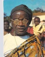 Afrique- COTE D'IVOIRE Lunettes En Or (glasses Lunette) (- Agence Ivoirienne Hachette ) *PRIX FIXE - Côte-d'Ivoire