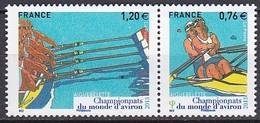 France TUC De 2015 YT 4973-74neufs - Frankreich