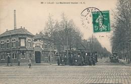 Lille EC 35 Boulevard Vauban Tram TBE - Lille