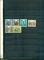 CONGO KINSHASA L'ARMEE AU SERVICE DU PAYS I 6 VAL  NEUFS A PARTIR DE 0.60 EUROS - Repubblica Democratica Del Congo (1964-71)