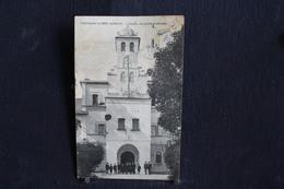 M-232 /  Algérie  Villes   Ben-Aknoun, Petit Lycée - Façade Et Entrée Principale / Circulé 1918 - Algérie