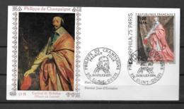 1974 - 10 - 423 - Richelieu - Isola Di Rèunion (1852-1975)