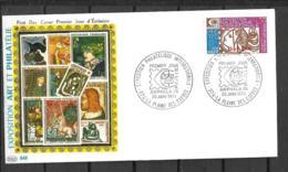 1974 - 9 - 421 - Arphila - Isola Di Rèunion (1852-1975)