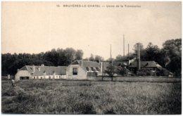 91 BRUYERES-le-CHATEL - Usine De La Trémerolles - Bruyeres Le Chatel